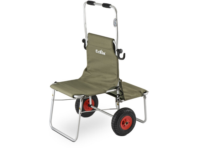 Eckla Multi-Rolly Paineilmarenkaat 260mm, olivegreen